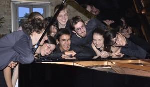 Masterclass di pianoforte, M. G. Bellocchio
